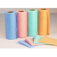 Buy cheap Microfiber Kitchen Cleaning Wipes Accessories Multicolor Convenient Decontamination from wholesalers