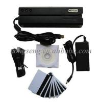 Buy cheap MSR606 USB magnetic card reader writer from wholesalers