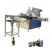 Buy cheap PET Bottle Filling Capping Machine , PLC Controller Filling Sealing Machine from wholesalers