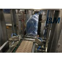 China Fully-automatic 5 gallon bottle bagging machine with shrink film on sale