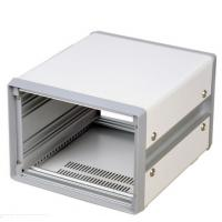 Buy cheap Powder Painted Aluminum Extrusion Profiles For Electrical Juncttion Box from wholesalers