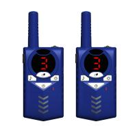 Buy cheap Plastic Cute Two Way Walkie Talkie Uhf 3-5km Battery Operated For Boys / Girls Gifts from wholesalers