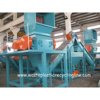 Wholesale Plastic Washing Line For Waste plastic films bags , Plastic Recycling Equipment from china suppliers