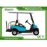 Buy cheap Electric Golf Carts 2 + 2 Seater With Trojan Battery/Curtis Controller from wholesalers