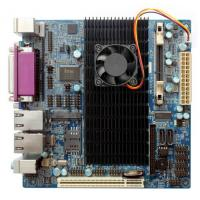 Buy cheap I425M1023A Intel Atom D525 Mini ITX motherboards, 10COM(R232),2Giga LAN,embedded mothrboard from wholesalers