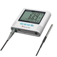 Cold Store Temperature Humidity Data Logger With Alarm Function High Accuracy