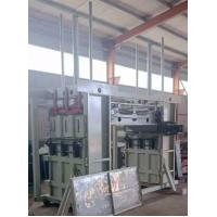 Buy cheap SBT double room hydraulic recycled cotton fiber baling machine waste cotton baler from wholesalers