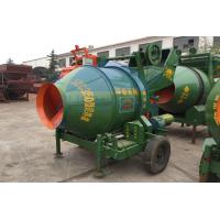 Wholesale No Slip JZC350 Electric Concrete Mixer Machine Low Energy Consumption 5.5kw Motor Power from china suppliers