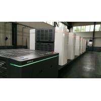 Buy cheap Rotary Type 6 Colour Offset Printing Machine , UV Label Printing Machine 20 Ink Rollers from wholesalers