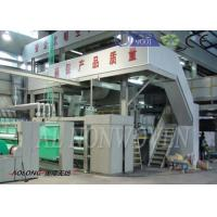 Professional SMS Spunbond PP Non Woven Fabric Machine For Operation Suit 0~350m/min Manufactures