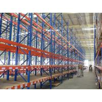 Buy cheap Multi-rack Heavy Duty Pallet Racking / Shelving System For Supermarket Store from wholesalers