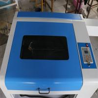 Buy cheap 4060 mini laser engraving machine , S4060 portable laser cutting machine from wholesalers