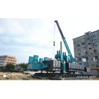Buy cheap ZYC360 Hydraulic Static Pile Driver , Pile Driving Equipment In Blue Color from wholesalers