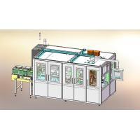 Full Automatic Plastic Bag Paper Towel Packing Machine With 40 Bags Per Min Manufactures