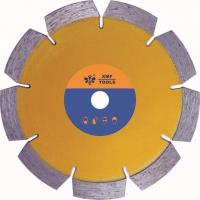 Buy cheap Sintered Tuck Point Segmented Diamond Saw Blade , 4 Inch Concrete Cutting Disc from wholesalers