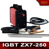 Buy cheap IGBT DC Inverter MMA 250AMP welding machine from wholesalers