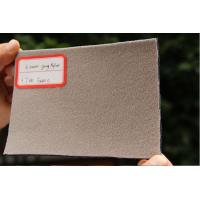 Buy cheap Neopren CR Rubber Material , Rubber Sponge Foam Sheet Laminated from wholesalers