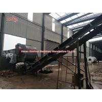 Buy cheap High Speed Rotating Pallet Shredding Equipment Scrap Flake Board Crusher from wholesalers