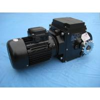 Buy cheap 600Nm 5.2rpm electric Gear Motors for greenhouse screening systems from wholesalers