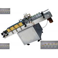 Buy cheap Self Adhesive Automatic Label Applicator Machine For Hot Melt Glue / Bopp Labeling from wholesalers