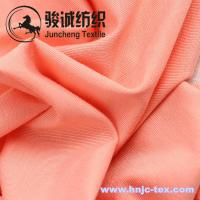 Buy cheap Hot recycle bamboo and  cotton/rayon blend fabric for polo shirt/underwear/apparel fabric from wholesalers