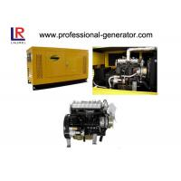 Buy cheap Water Cooling 10kw / 12kva Soundproof Diesel Generator with AC Three Phase Brushless from wholesalers
