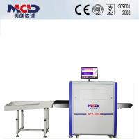 Buy cheap Conveyor Parcel X Ray Security Inspection Equipment For Railway Station / Airport from wholesalers