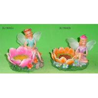 Buy cheap Polyresin fairy figurine from wholesalers