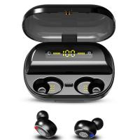 Buy cheap Stereo Sport Noise Cancelling Wireless Earbuds / Truely Wireless In Ear Earphones Noise Cancelling product