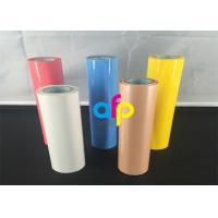 Buy cheap Custom Colors Hot Stamping Foil For Blocking Machine PET Film Base from wholesalers