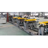 Buy cheap High Speed Refrigerator Assembly Line For Cabinet Front And Rear Plate from wholesalers