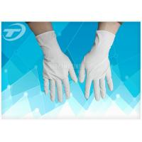 Wholesale Allergy Resistance Nitrile Surgical Gloves / Great Flexibility Medical Exam Gloves from china suppliers