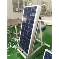 Wholesale Small Poly Crystalline Solar Panel 100W Glass Photovoltaic For Solar Street Light from china suppliers