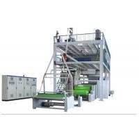 Automatic Non Woven Fabric Production Line , shopping bag making machine Manufactures