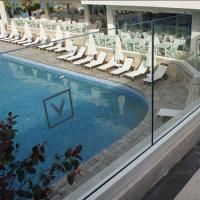 Wholesale Top Grade U Shaped Channel Glass Railing / frameless glass Balcony Railing from china suppliers
