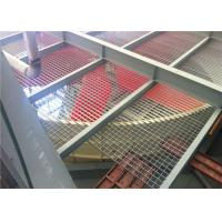 Buy cheap 32 * 5  / 30*3   Steel Grate Mesh , Galvanized Stainless Steel Walkway Gratings from wholesalers