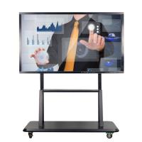 Buy cheap Full HD 4K Touch Screen Digital Display Interacrive Whiteboard All In One Computer 65'' from wholesalers