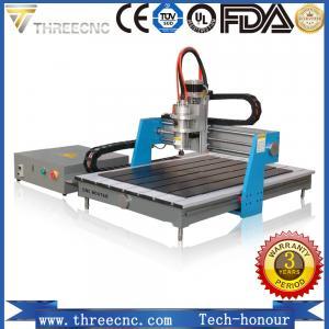 China China manufacturer of mini cnc wood machine with small working size TMG6090-THREECNC on sale