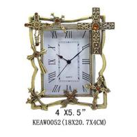 Wholesale Pewter Clock Decoration from china suppliers
