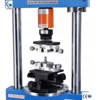 Buy cheap High Speed Pull Strength Tester , Travel Curve Pull Off Test Machine from wholesalers
