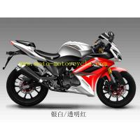 Wholesale YAMAHA Red 250cc LCD Drag Racing Motorcycles , Chain Transmission from china suppliers