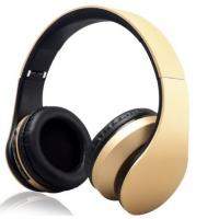 Buy cheap Foldable 4 in1 bluetooth stereo headphone FM Radios Support TF Card Mp3 Player K-818 from wholesalers