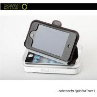 Buy cheap GGMM Geuine Leather case with Kick Stand for Apple iPod  Touch 4-- Black agents needed from wholesalers