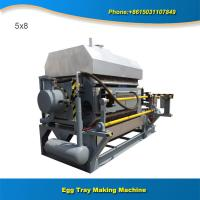 Buy cheap Paper recycling machinefull automatic machine making egg trays from wholesalers