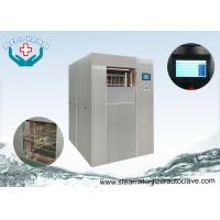 Buy cheap Touch Screen Steam Autoclave Sterilizer With Vacuum Pump Trip Alarm And Utility Failure Alarm from wholesalers