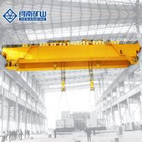 Buy cheap Cabin Control Overhead Lifting Equipment , Electric Travelling Bridge Crane from wholesalers