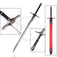Buy cheap Anime Dragon Ball Z Trunks 440 Stainless Steel Sword With Leather Sheath from wholesalers