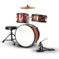 Wholesale Low level cheap Practise PVC series 3 drum set/Percussion promotion -Z343S-801 from china suppliers