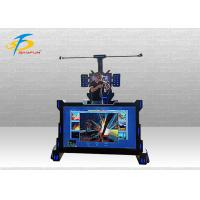 Wholesale Iron Material  1 People MR Music Machine With 55 PCS Games +65 Inch Screen from china suppliers