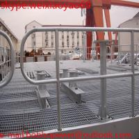 Buy cheap Metal grats for decks/web stainless steel grates/steel grats material/industrial floor grates/metal bar grating from wholesalers